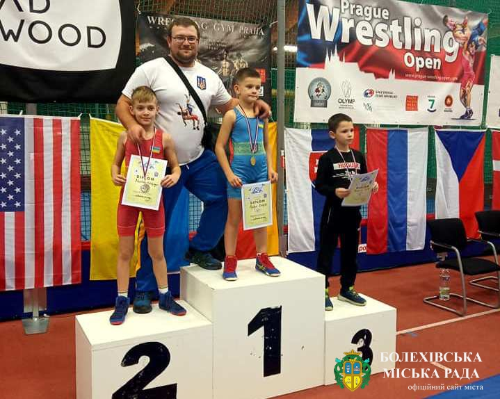 PRAGUE WRESTLING OPEN 2019